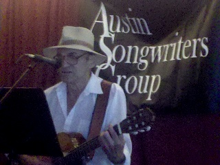 Potter Stubbs at the Austin Songwriters Group